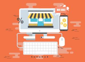 account amazon merchant vendita online