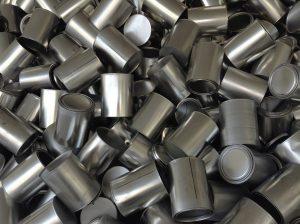 imballaggi in acciaio